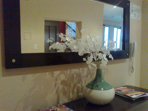 The lobby or reception area at Hotel El Cabildo