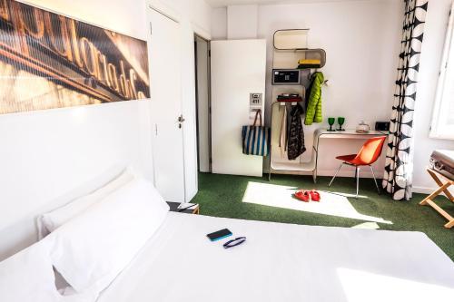 ホテル ガット ロッシオにあるシーティングエリア