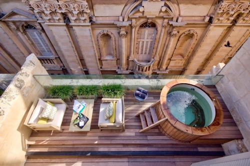 The swimming pool at or near Casa Ellul - Small Luxury Hotels of the World
