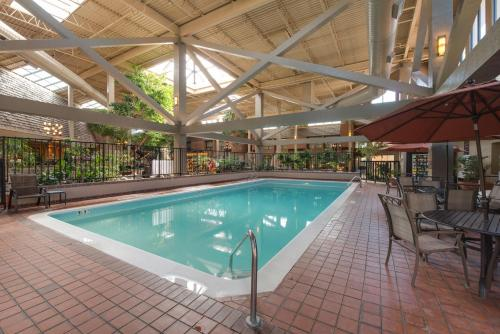 The swimming pool at or near The Academy Hotel Colorado Springs