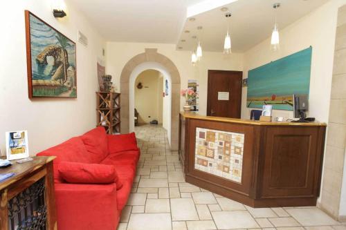 Hall o reception di Albergo Maccotta