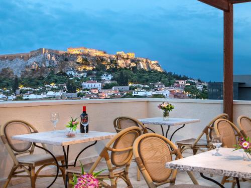 Athos Hotel Athens, Greece