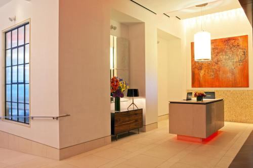 The lobby or reception area at Hotel 48LEX New York