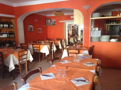 Ресторан / где поесть в Hotel La Rosa