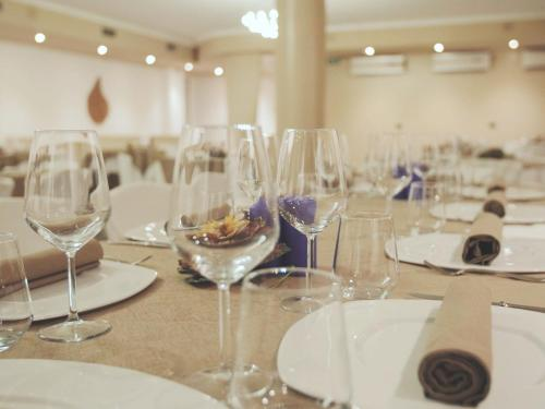 Ristorante o altro punto ristoro di Cristal Palace Hotel