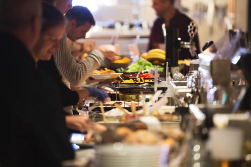 Guests staying at Hotel With Urban Deli