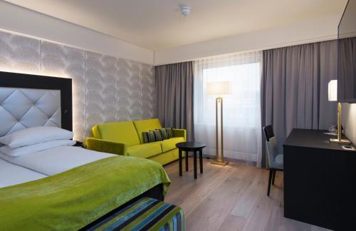 A room at Thon Hotel Oslofjord