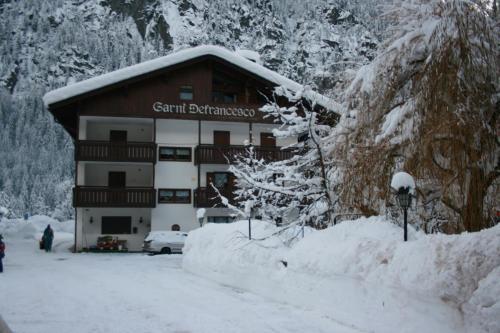 Garnì Defrancesco зимой