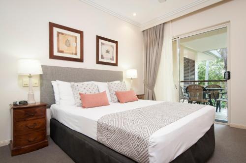 A room at Paradise Links Resort Port Douglas