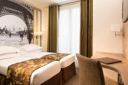 A room at Turenne Le Marais