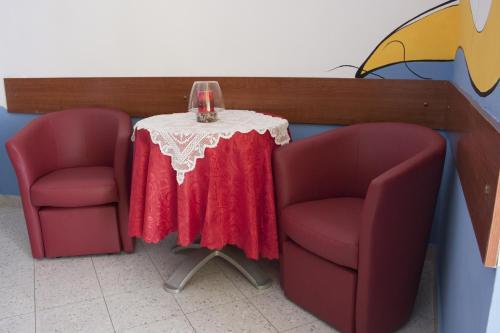 Area soggiorno di Art Mary