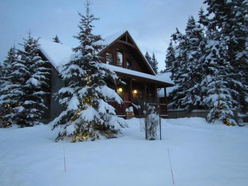 Banff Bear Bed & Breakfast during the winter
