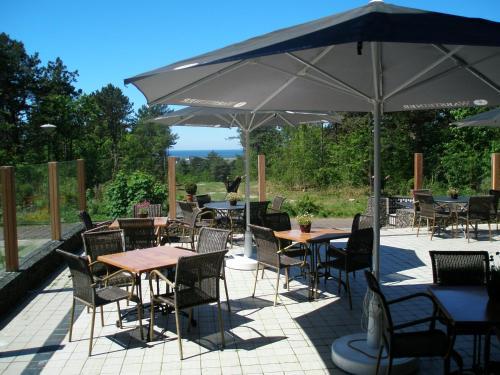 Restaurant ou autre lieu de restauration dans l'établissement Landgoed Huize Glory