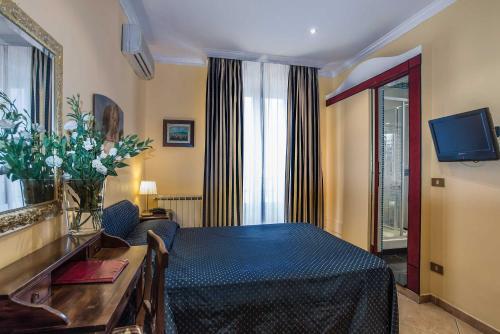 A room at Hotel Caracciolo
