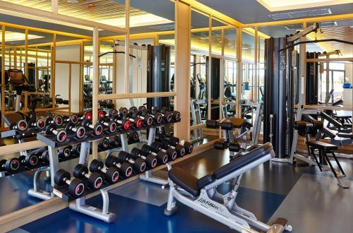 The fitness center and/or fitness facilities at Amari Phuket - SHA Plus