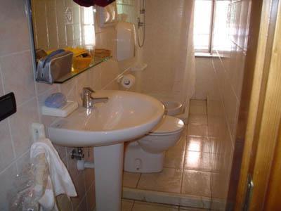 A bathroom at Locanda Ca Dei Duxi