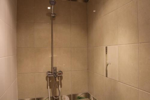 Ванная комната в Хостел «Белый Тополь»
