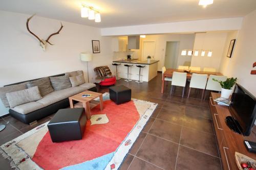 Posezení v ubytování Appartements Tamino by Schladming-Appartements