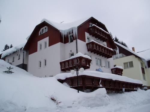 Pension Alba зимой