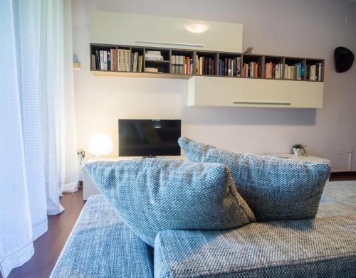 A seating area at B&B Milano3
