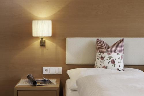 Ein Bett oder Betten in einem Zimmer der Unterkunft Appartement Isabella