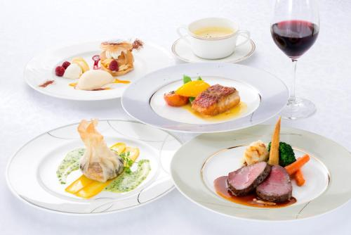 Lunch and/or dinner options for guests at Hotel Marroad Hakone