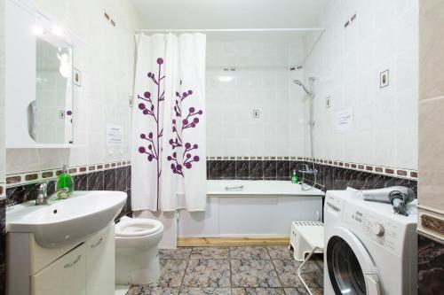 Ванная комната в Мини-отель на 1-ом Басманном
