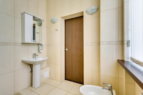 Ванная комната в Отель Островский