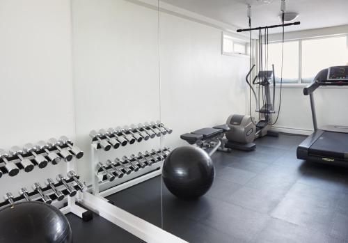 Palestra o centro fitness di Pellestova Hotell Hafjell
