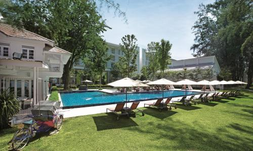 The swimming pool at or close to Lone Pine, The Boutique Hotel by The Beach