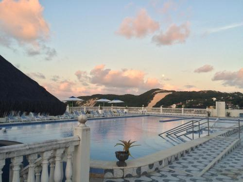 The swimming pool at or close to Kristie Resort Natal Hotel