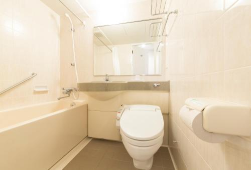 Een badkamer bij Tokyu Stay Tsukiji