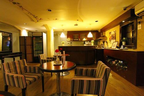 O lounge ou bar de Vision Apartment