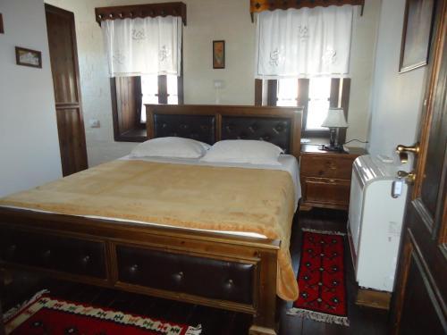 Кровать или кровати в номере Hotel Klea