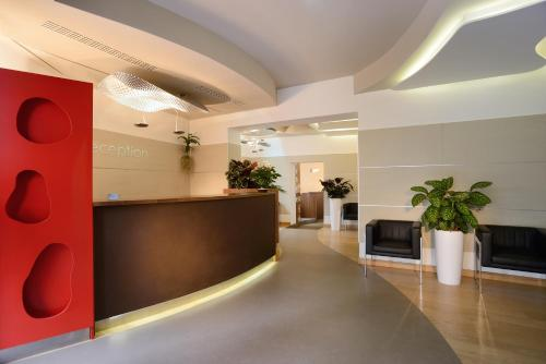 The lobby or reception area at Trevi Collection Hotel - Gruppo Trevi Hotels