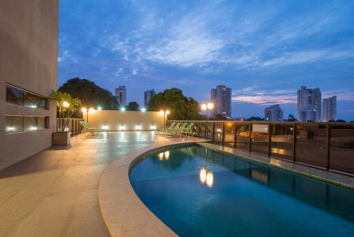 The swimming pool at or near Hotel Gran Odara