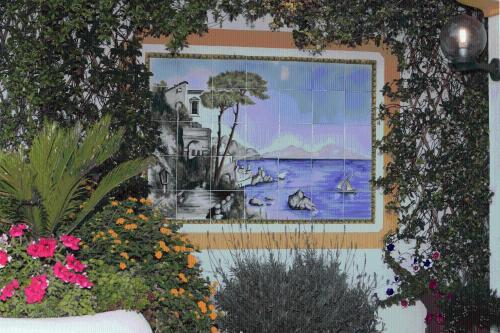 Uma vista da piscina em Hotel Il Nido ou nos arredores