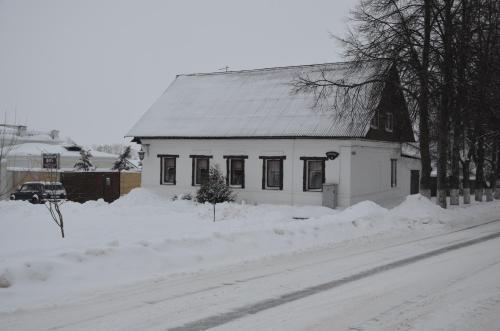 Шале Хаус зимой