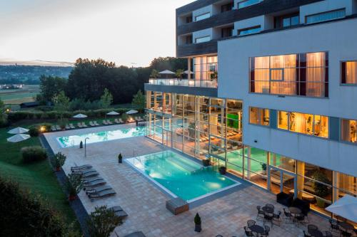 A view of the pool at Spa Resort Styria- ADULTS ONLY or nearby