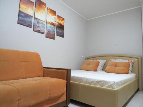 Номер в Apartment Oktyabrskoy Rev. 45