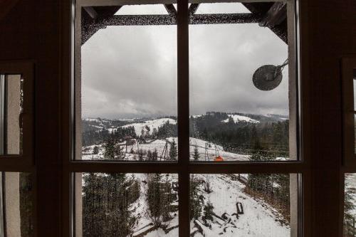 Alpiyskiy during the winter