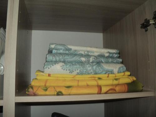Кровать или кровати в номере Apartment Pleskov