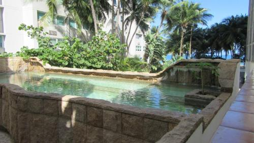 The swimming pool at or near Acacia Boutique Hotel