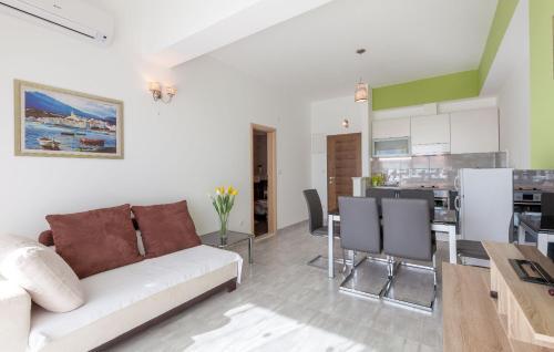 Posezení v ubytování Apartments Kike