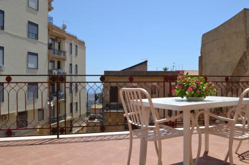 A balcony or terrace at Kerkent