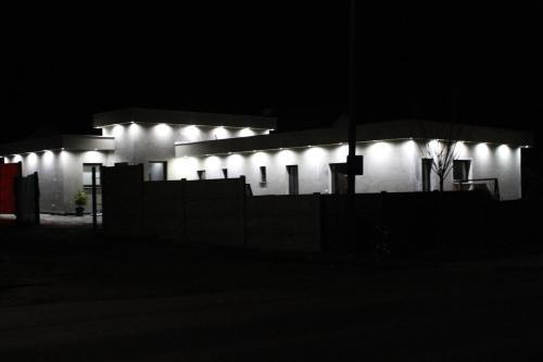 Budova, v ktorej sa motel nachádza
