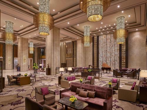 مطعم أو مكان آخر لتناول الطعام في شانغري - لا هوتيل، بانغالور