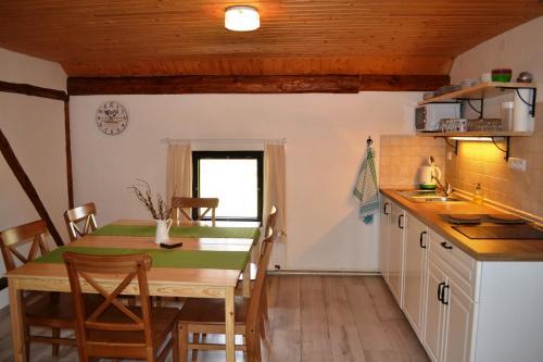 Кухня или мини-кухня в Chalupa pod Klepáčem