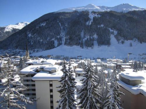 Apartment Alpenblick Superior im Winter