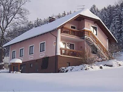 Ferienhaus Anna v zimě